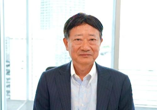 21年6月の報道機関向け説明会に登壇した清水氏