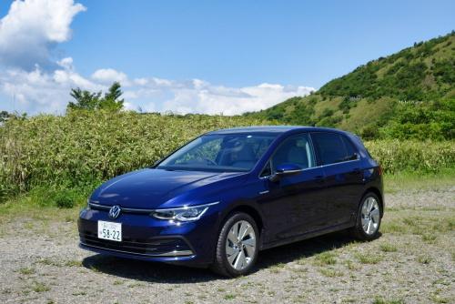 長年Volkswagenの「屋台骨」となってきた車両(撮影:日経クロステック)