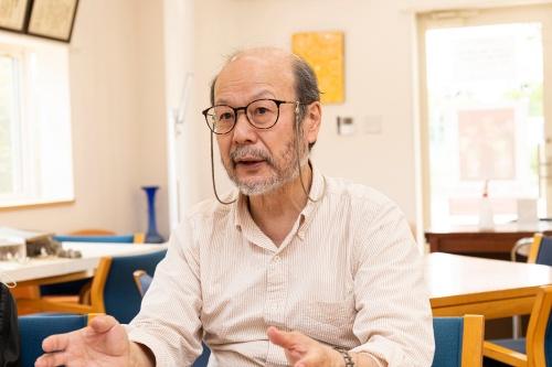 国立科学博物館産業技術史資料情報センター長の鈴木一義氏
