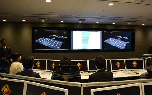 富士通が提供するV-SOCのイメージ