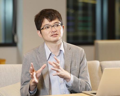 Preferred Networksの西川徹代表兼最高経営責任者(CEO)
