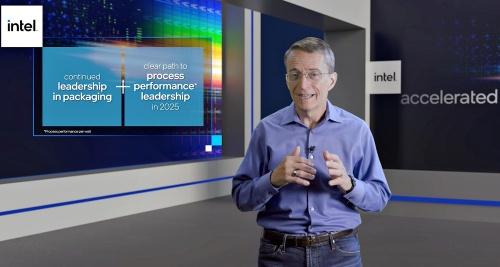 米Intel(インテル) CEOのPat Gelsinger氏