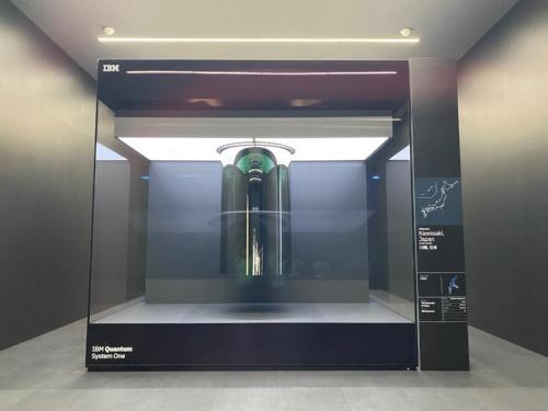 日本初の商用ゲート型量子コンピューター「IBM Quantum System One」