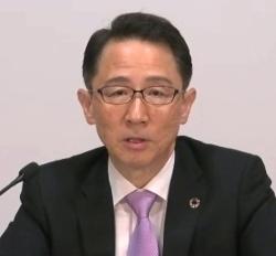 トヨタ執行役員Chief Product Integration Officerの山本圭司氏