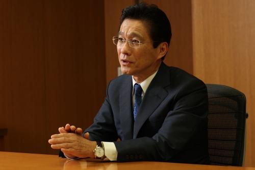 橘 昇一(たちばな・しょういち)オービック代表取締役社長