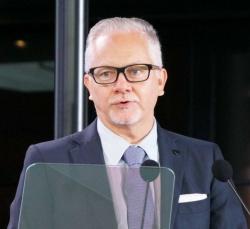 Groupe PSA Japan代表取締役社長兼CEOのポンタス・ヘグストロム氏