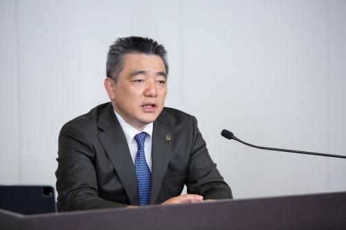 トヨタChief Technology Officer(CTO)の前田昌彦氏(出所:トヨタ)