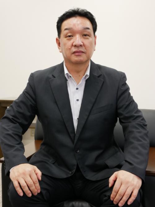 サンケン電気 代表取締役社長の高橋広氏