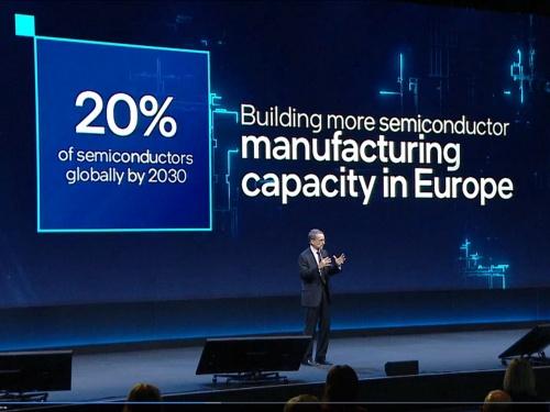 図2●半導体製造で欧州は20%を担うべき