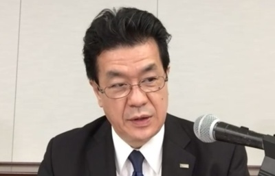みずほフィナンシャルグループの石井哲執行役デジタルイノベーション担当兼IT・システムグループ長兼事務グループ長