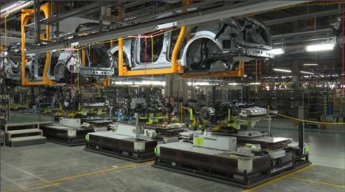 工場改革を進めた防府第2工場