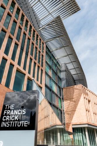 FCI建物正面。優秀な研究者を集めるためには立地も重要だ(写真:© Paul Carstairs)