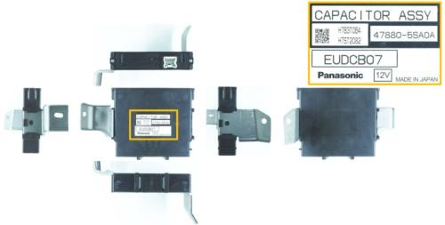 Capacitor Assyの外観