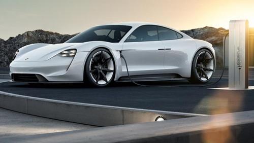 PorscheのEV「Taycan」
