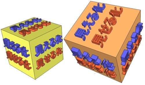 図●1「見える化」と「見せる化」のセットで推進するのが理想