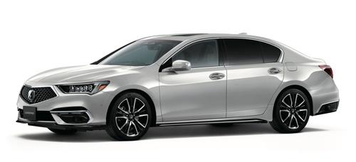 世界で初めて自動運転「レベル3」を実現した「Honda SENSING Elite」を搭載するホンダ「レジェンド」(写真:ホンダ)