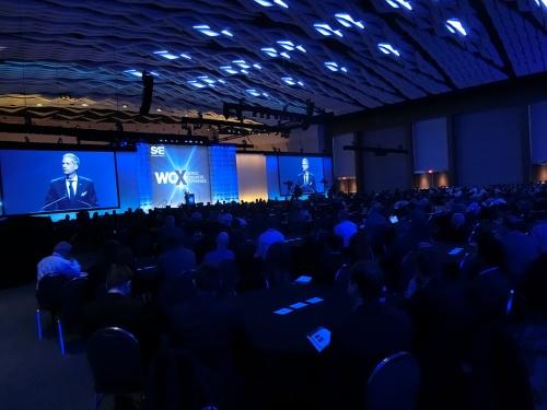 図1 World Congress Experience(略称WCX)の会場