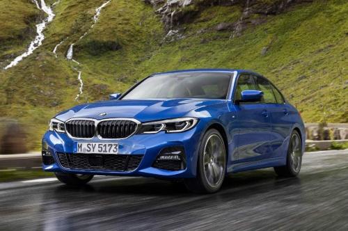 図2 「BMW3シリーズ」セダン