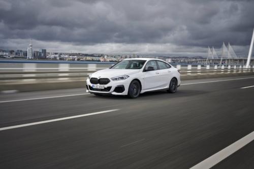 図1 BMWの新型「2シリーズグランクーペ」