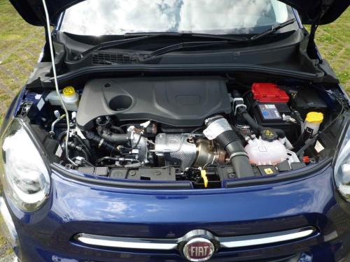 新しく搭載された1.3Lのガソリンターボエンジンは、動力性能のみならず快適性も改善され、快適な走りをもたらす