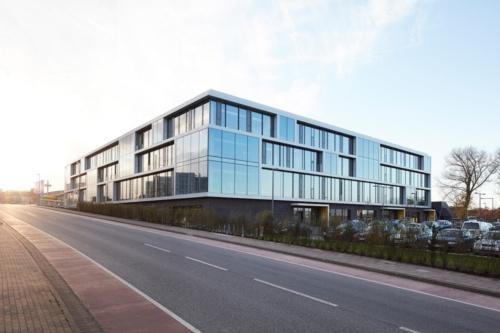 ビーレフェルト手工業会議所のキャンパスハンドヴェルク(写真:a|sh architekten, Markus Bachmann)