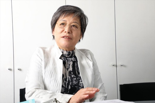 藤江和子氏(写真:花井 智子)