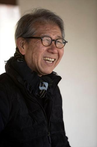 山本理顕氏(写真:川辺 明伸)
