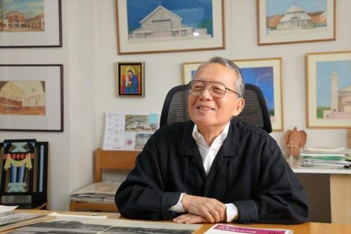 香山壽夫氏(写真:花井 智子)