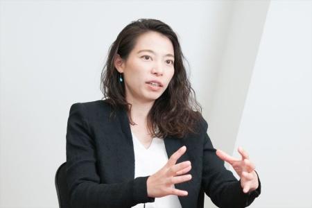 スタディプラス 取締役CFO/管理部部長 中島花絵氏