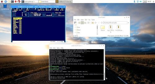 オープンソースのDOS互換環境「DOSBox」