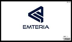 emteria.OSの初期設定ウィザード