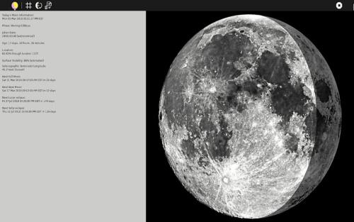 教育向けLinux OS「Fedora SoaS(Fedora Sugar on a Stick)」の「Moon」