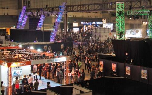 2月10日から実施された「闘会議2018」では、JeSUのプロライセンス発行がなされるゲームの大会が多数実施されていた。写真は同イベントより