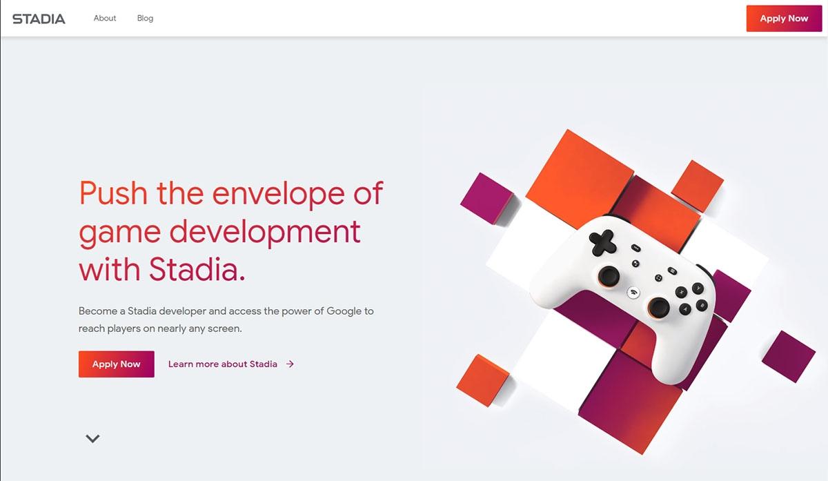 グーグルが新しいクラウドゲーミングサービスとして発表した「Stadia」は、ゲーミングPCに匹敵する高性能で注目されている (出所:グーグル)