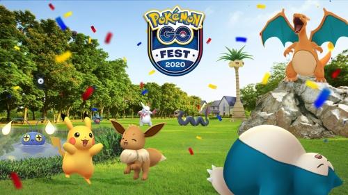 米ナイアンティックは新型コロナウイルスの影響を受け、例年リアルイベントとして開催してきた「Pokémon GO Fest」をオンラインで開催すると発表。オンライン上でもプレーヤー同士が交流できる仕組みを用意するという
