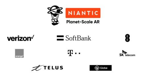 「Niantic Planet-Scale AR Alliance」にはナイアンティックに加えて世界の携帯電話大手8社が参加。5GでのAR体験の在り方を定義、推進していくとしている