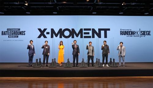 NTTドコモは2021年1月23日、eスポーツリーグの「X-MOMENT」ブランドの設立を発表。2つのゲームのeスポーツリーグを運営するとしている(出所:NTTドコモ)