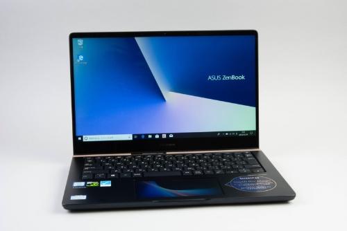 レビューするZenBook Pro 14