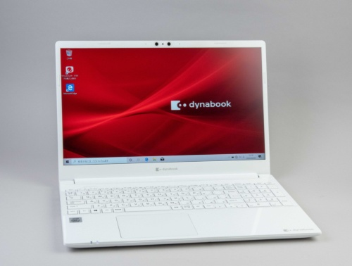 DynabookのノートPC「dynabook C8」