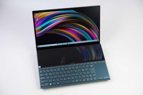 台湾・華碩電脳(エイスース、ASUS)のZenBook Duo