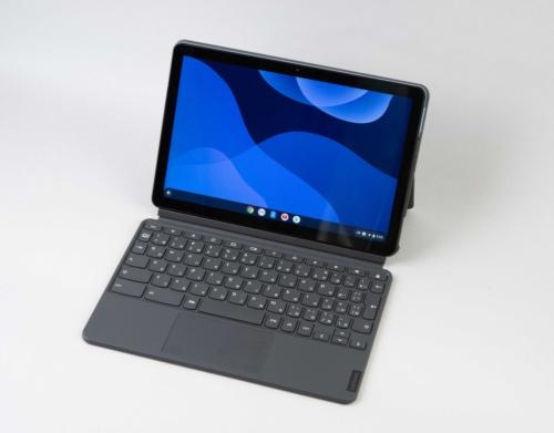 「Lenovo IdeaPad Duet Chromebook」は、コンパクトな2in1タイプのChromebookだ