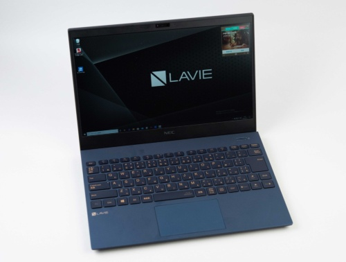 NECパーソナルコンピュータの「LAVIE Pro Mobile」