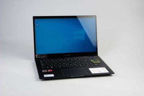 VivoBook Flip 14は14インチの2in1 PCだ