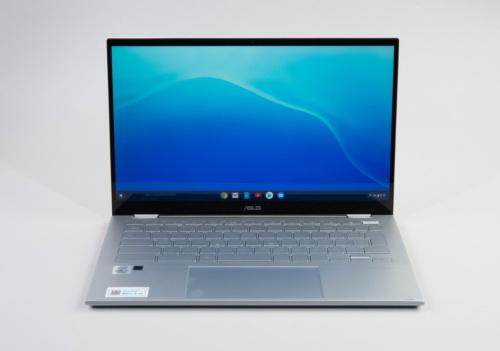 C436FAは、軽量のモバイルノートPCと変わらないスペックを持つChromebookだ