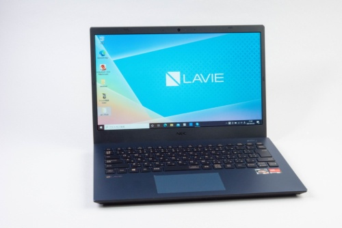 NECパーソナルコンピュータのLAVIE N14