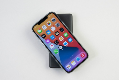 iPhoneは7.5Wの充電となる