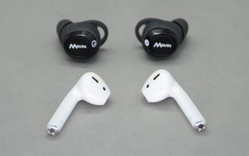 AirPodsは、どのような形の耳でも、一定の音質で音楽を楽しめる造形を実現している