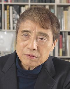 安藤忠雄建築研究所代表の安藤忠雄氏(写真:生田 将人)