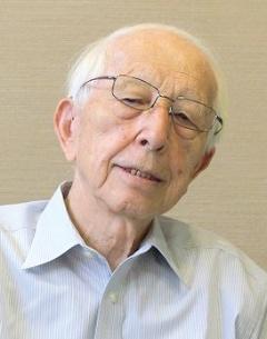 槇総合計画事務所代表の槇文彦氏(写真:日経アーキテクチュア)