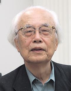 日本建築防災協会顧問の岡田恒男氏(写真:池谷 和浩)
